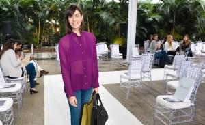 Marca Nicole Miller desfila nova coleção no Shopping JK Iguatemi