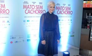"""Comédia """"Mato sem Cachorro"""" tem pré-estreia com Bruno Gagliasso e Leandra Leal"""