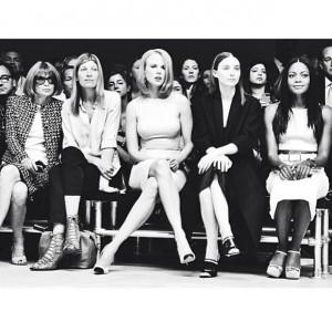 Chegou ao fim a Semana de Moda de NY. Aqui, muitas imagens inspiradoras!