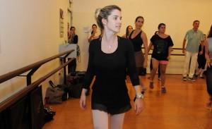 Glamurama comanda aula de aerojazz no Estúdio Anacã