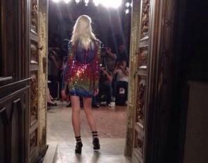Milão: Pucci arma desfile esporte fino. Inspire-se com as novidades