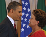 Dilma Rousseff manda recado para Barack Obama: é hora de deixar de ignorar a América Latina
