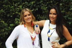E-commerce ganha coleção protagonizada pelas irmãs Tranchesi