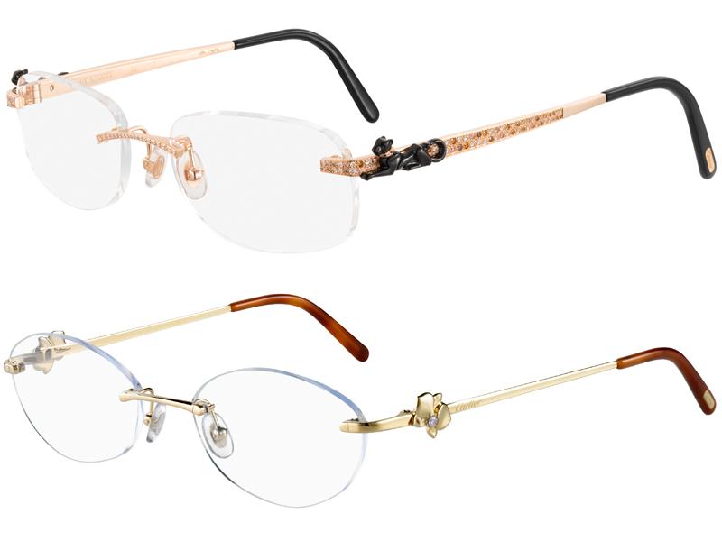 f21766e74 Visão Cartier: Glamurama conheceu dois dos óculos mais caros do ...