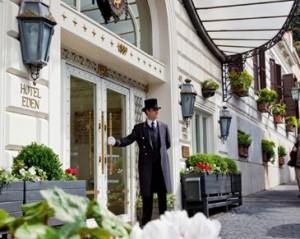 O luxuoso Hotel Eden, em Roma, agora integra a rede da Dorchester Collection