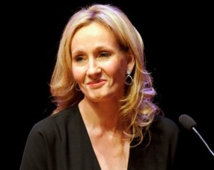 Glamurama conta os planos da escritora JK Rowling pós-Harry Potter