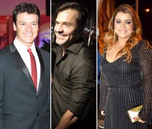 Rodrigo Faro canta com Preta Gil em festança de aniversário nesta sexta-feira