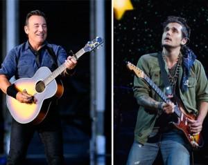 Sabe o que Bruce Springsteen, John Mayer e Iron Maden comem antes de seus shows?