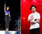 Rock in Rio: Justin Timberlake, Alicia Keys e o fervo da área vip. Vem!