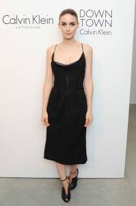 Calvin Klein arma after party das boas para se despedir da Semana de Moda de NY