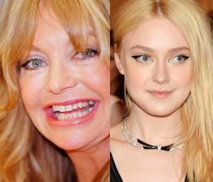 Goldie Hawn, Dakota Fanning e o 'be a bá' do baile da amfAR no Rio