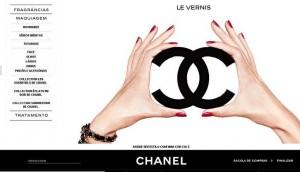 Para comemorar: e-commerce de beauté da Chanel chega ao Brasil!
