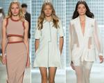 Mais destaques do terceiro dia da Semana de Moda de Nova York