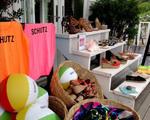 Schutz abre pop up store no Surf Lodge, badalado hotel dos Hamptons