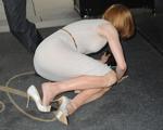 Nicole Kidman é atropelada por paparazzo de bicicleta em Nova York