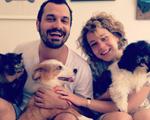 Cachorro de Leandra Leal é uma das estrelas de comédia com a atriz