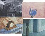Obras do artista plástico Dudi Maia Rosa ganham exposição. Vem saber