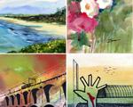Galeria Carré D'Artistes de SP traz ao Brasil projeto Live Painting