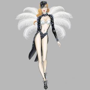 Victoria's Secret divulgou croquis do desfile anual da marca. Vamos ver?