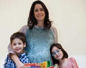 Mayra Abucham: projeto de consultoria que ensina crianças a comerem bem