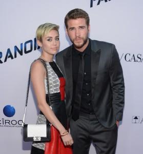 Tem uma loira no caminho de Miley Cyrus e Liam Hemsworth. Entenda