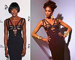 Naomi Campbell desfila com mesmo look usado por ela há 21 anos