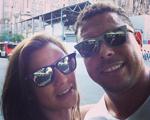 Ronaldo e Paula Morais: muito amor em Barcelona com vídeo e tudo mais…