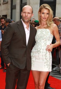 Será o fim do namoro para Rosie Huntington-Whiteley e Jason Statham?