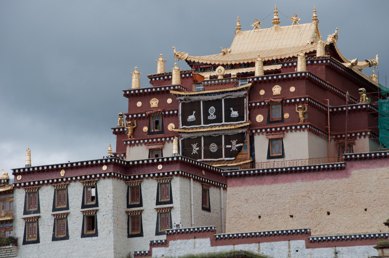 Songzanlin Monastery-2