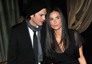 Depois de dois anos, Demi Moore e Ashton Kutcher se divorciam