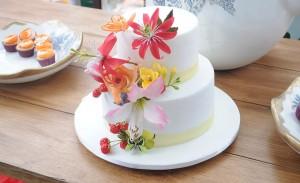 Bolo do King Cake foi uma das boas surpresas do nosso piquenique