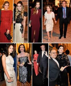 Glamurama listou as mais bem vestidas do casamento de Luiza Setubal