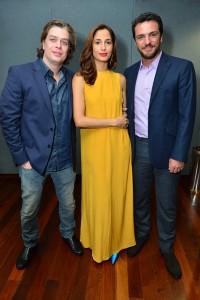 """Fábio Bibancos recebe famosos para a 8 ª edição do prêmio """"Sorriso do Bem"""""""