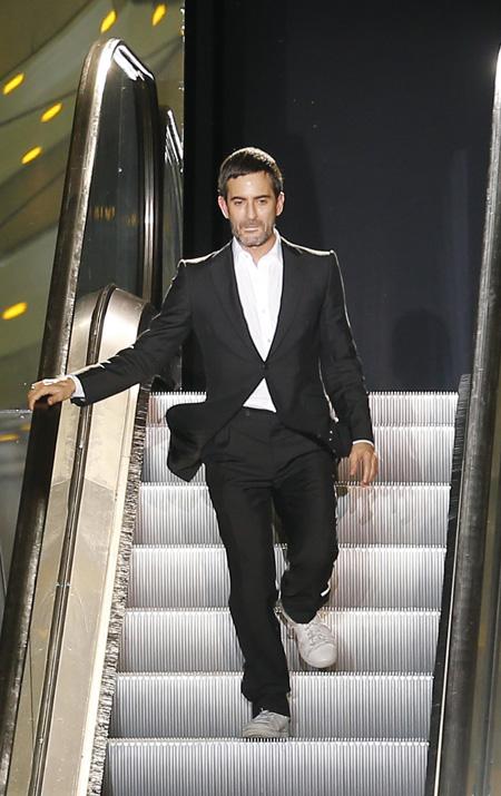 ad14a86182435 Descubra o real motivo da saída de Marc Jacobs da Louis Vuitton ...