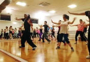 Aqui, o último dia de Glamurama Dance no Estúdio Anacã