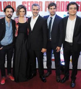 """De Hollywood a TV Globo: elenco de """"Serra Pelada"""" fala ao Glamurama"""