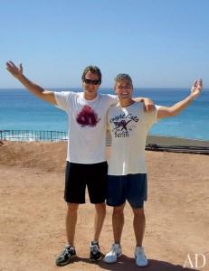 Conheça a casa de veraneio de George Clooney em Los Cabos
