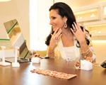 Glamurettes elegem joias de Emar Batalha para a festa de 7 anos da revista J.P.