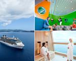 Celebrity Cruises e Microsoft – diversão garantida a bordo!