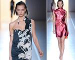 Karlie Kloss volta a desfilar para marca queridinha das glamurettes. Qual?