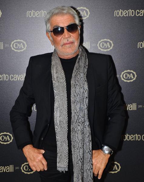 Roberto Cavalli diz amar o Brasil, mas não tanto a moda brasileira… 43e6c3e4b7