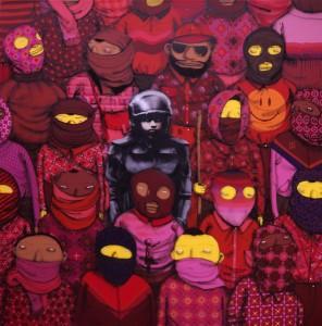 Banksy está causando o maior burburinho em NY. Glamurama conta