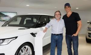 """Jaguar Land Rover armou almoço para poucos e bons no """"Auto Premium Show"""" nessa sexta"""