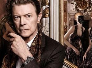Louis Vuitton lança vídeo campanha com David Bowie e Arizona Muse