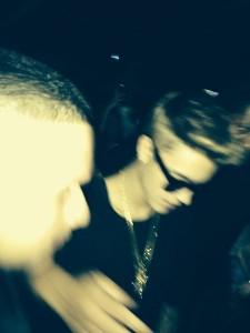 Festa da turnê de Justin Bieber em SP tem a presença do cantor e de vários glamurettes