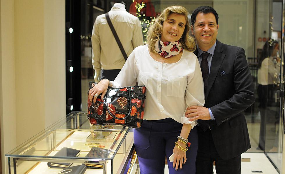Salvatore Ferragamo armou cocktail para a reabertura de sua flagship no  Shopping Cidade Jardim 70cb618c49