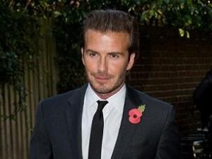 "David Beckham pode receber o título de ""Sir"" na Grã-Bretanha"
