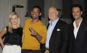 Will Smith em Buenos Aires: discrição sobre boatos e simpatia com fãs