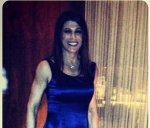 Aniversário de Alicinha Cavalcanti reúne poucos e bons amigos em SP