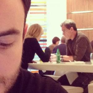 Antonio Banderas e Melanie Griffith almoçam em NY e a gente tem o flagra